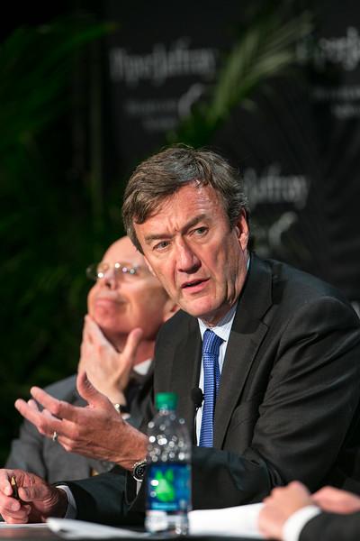 John Noseworthy, MD, President & CEO, Mayo Clinic speaks - Piper Jaffray Heartland Summit 2015