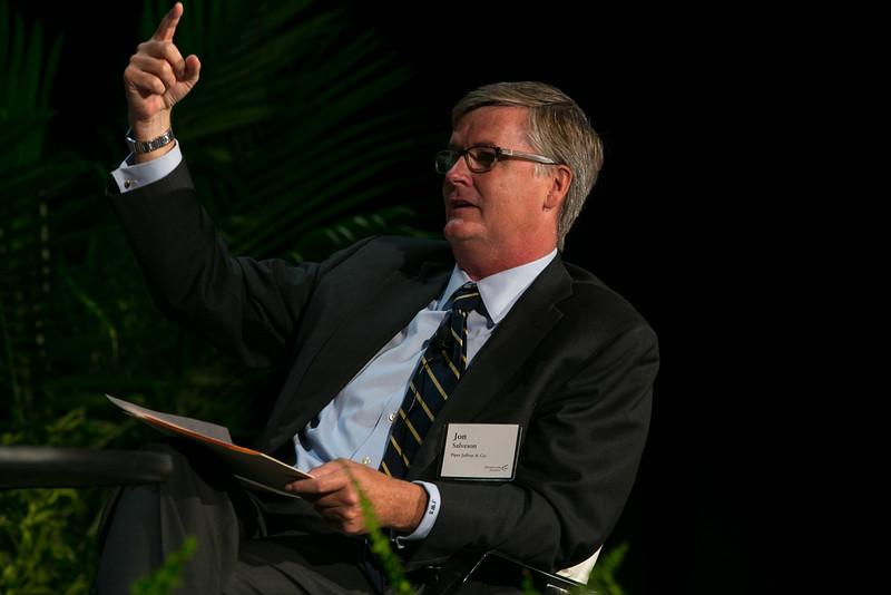 Jon Salveson, Vice Chairman, Piper Jaffray & Co. speaks - Piper Jaffray Heartland Summit 2015