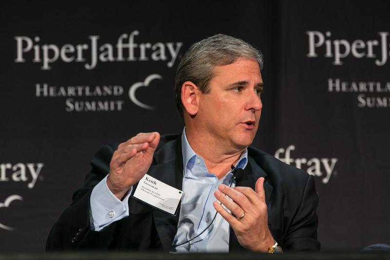 Keith Grossman, President & CEO, Thoratec Corporation (THOR) speaks - Piper Jaffray Heartland Summit 2015