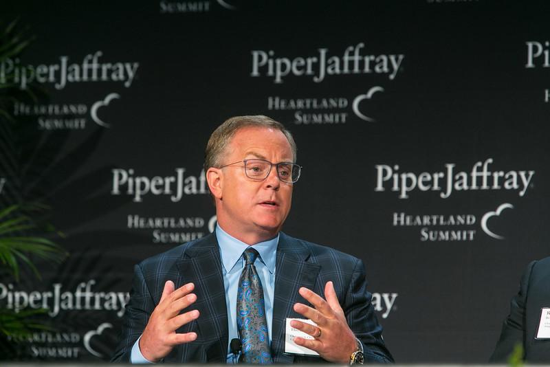 Mark Thierer, Chairman & CEO, Catamaran Corporation (CCT) speaks - Piper Jaffray Heartland Summit 2015