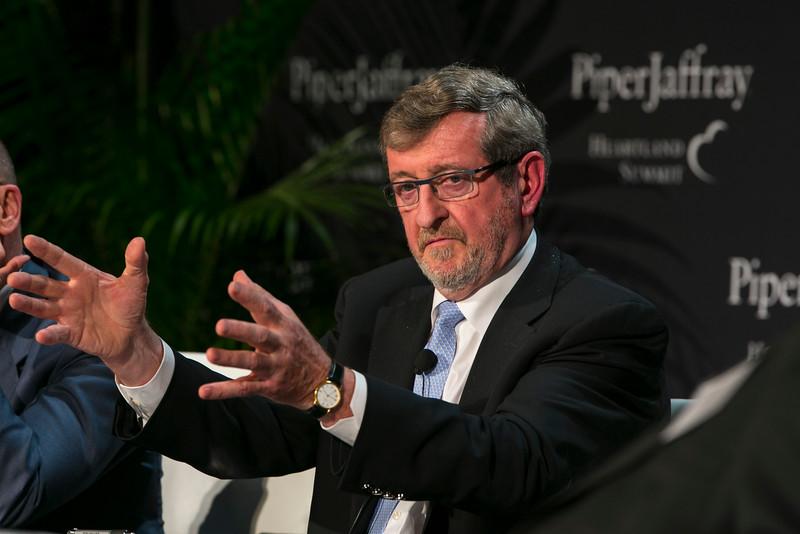 Michael Dowling, CEO, North Shore- Long Island Jewish Health System, Inc. speaks - Piper Jaffray Heartland Summit 2015