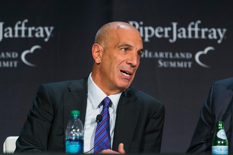 Mike Mussallem, Chairman & CEO, Edwards Lifesciences Corporation (EW) speaks - Piper Jaffray Heartland Summit 2015