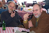 """Tim Crowder and J. Mark Hendron, <a href=""""http://www.twocousinspiperacks.com/Home.html"""">Two Cousins Pipe Racks</a>"""