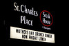 We had an outstanding meal at the St. Charles Place Steakhouse. I highly recommend it.