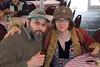 Rick (Bill Yard) and Roxie (Mogwort) in the smoking tent