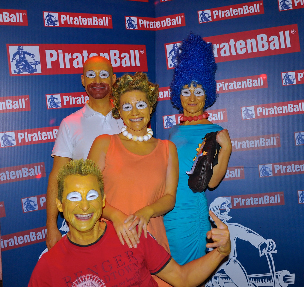 Piratenball 2015