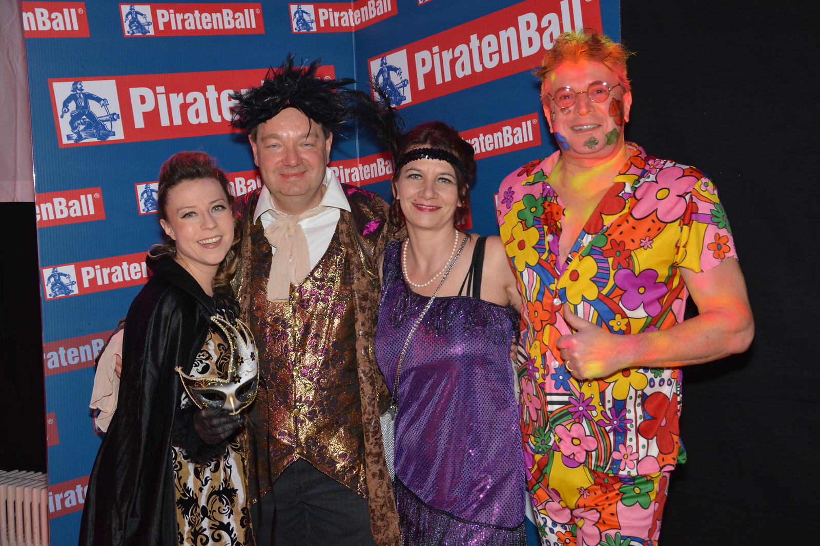 Piratenball 2016
