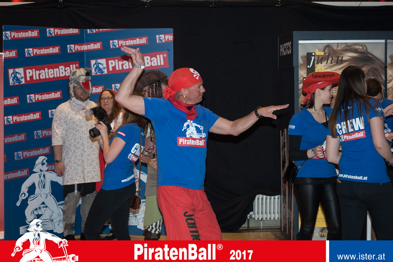 Piratenball 2017