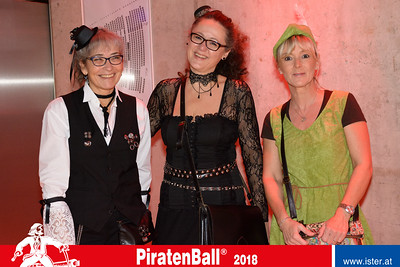 Piratenball 2018