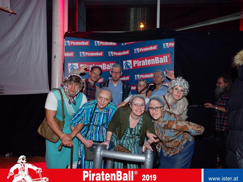 Piratenball 2019