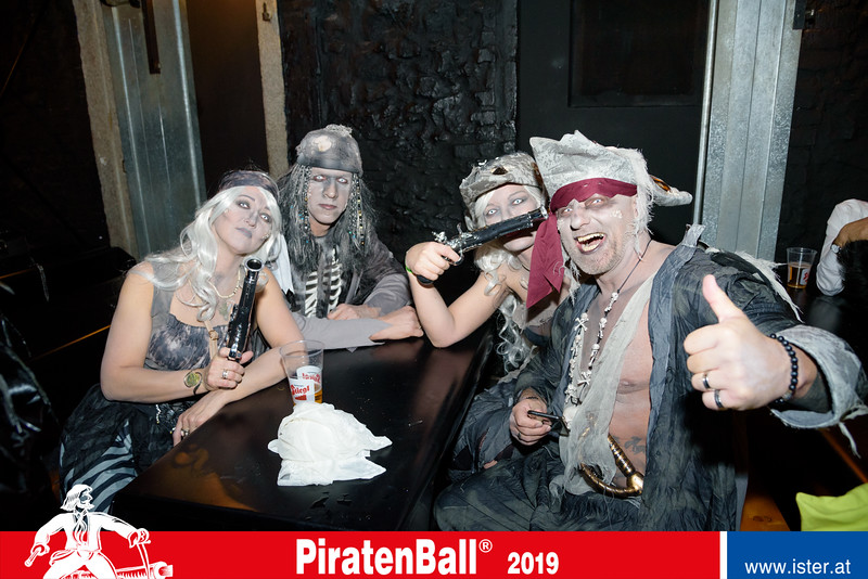 Piratenball 2019