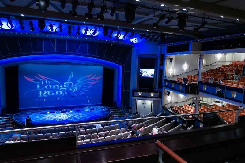 The Platinum Theater.