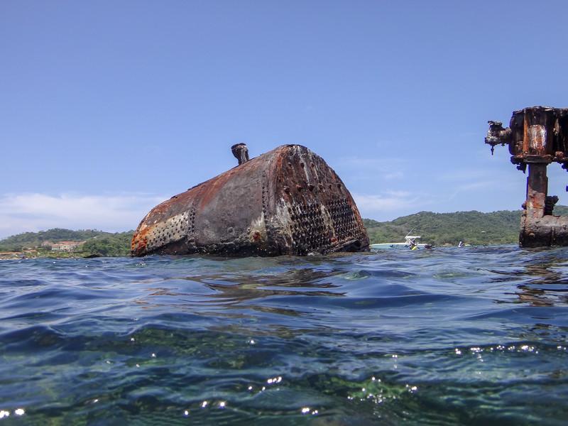 3rd Stop - Ship Wreck.
