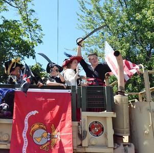 Pirate's Parade 2016