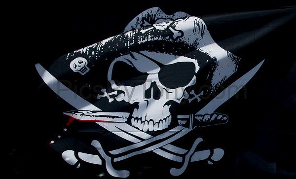 Pirates Invasion Gathering on May 20, 2017 in Flagler Beach, FL