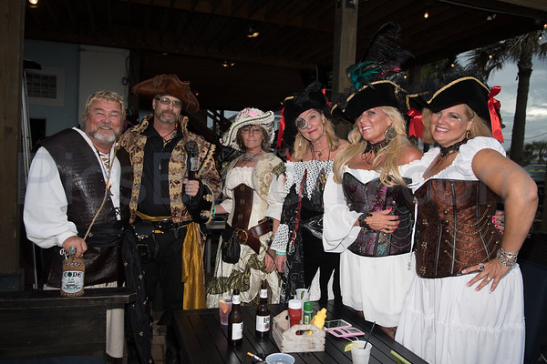 Ghost of Port Royal Pirate Ball at Tortugas  on May 19, 2017