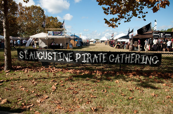 2015 St. Augustine Pirate Gathering on Nov. 7