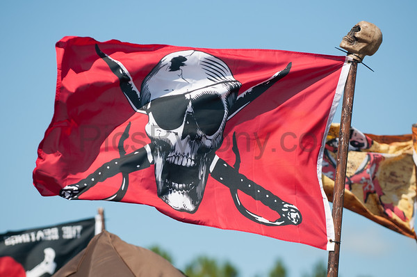 2016 St. Augustine Pirate Gathering on Nov. 5, 2016