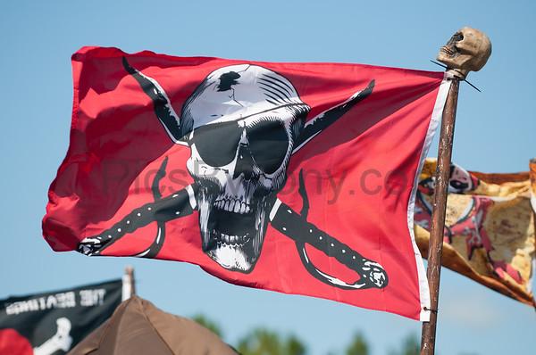 2016 St. Augustine Pirate Gathering on Nov. 5, 2016