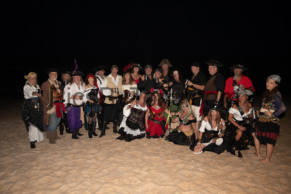 Pirate Invasion Prequel Party at Tortugas' Florida Kitchen and Bar on Aug 18,  2018