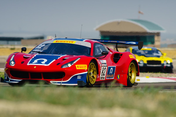 Pirelli World Challenge GP of Utah
