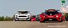 #80 Martin Barkey pole sitter Race 1