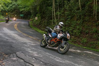 Pisgah Moto Adventures Open House Ride -2