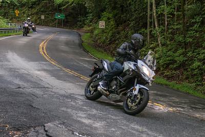 Pisgah Moto Adventures Open House Ride -8