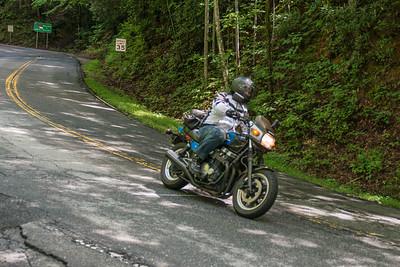 Pisgah Moto Adventures Open House Ride -12