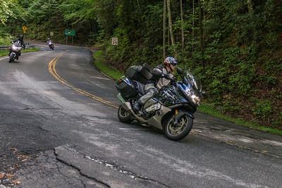 Pisgah Moto Adventures Open House Ride -7