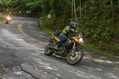Pisgah Moto Adventures Open House Ride -9