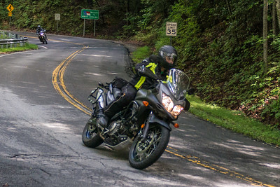 Pisgah Moto Adventures Open House Ride