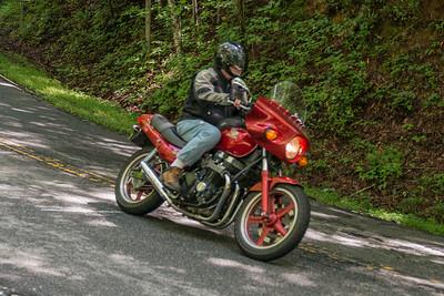 Pisgah Moto Adventures Open House Ride -4