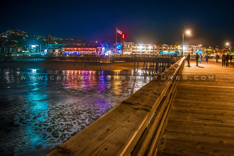downtown pismo night-8626