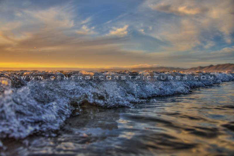 pismo state beach wave 0045