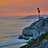 pismo gazebo sunset 5811