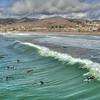 pismo coastline surfers 7657
