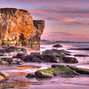 pismo caves sunset 9158-