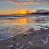 pismo beach footprints 0751-