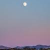 moon sunset oceano 8660
