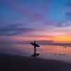 pismo surfer sunset 7457
