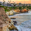 pismo shell beach cliffs 8522-
