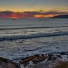 shell beach sunset 0820-