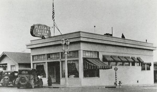 Plessas Tavern. #1949.001.347