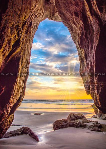 pismo cave-3715-sun