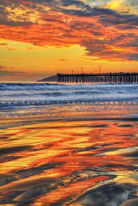 pismo pier sunset-9207