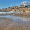 pismo beach low tide 0187