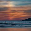 pismo beach sunset 2048