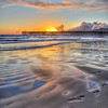 pismo beach footprints 0755-