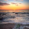 shell beach sunset 1551-